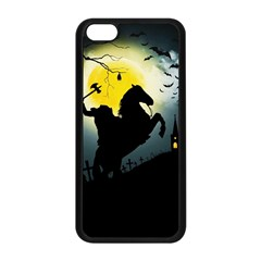 Headless Horseman Apple Iphone 5c Seamless Case (black)