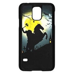 Headless Horseman Samsung Galaxy S5 Case (black)