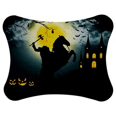 Headless Horseman Jigsaw Puzzle Photo Stand (bow)