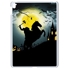 Headless Horseman Apple Ipad Pro 9 7   White Seamless Case