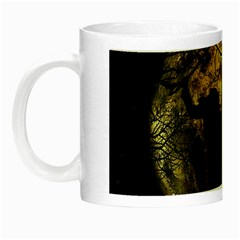 Headless Horseman Night Luminous Mugs