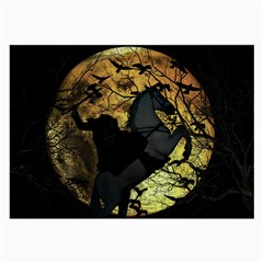 Headless Horseman Large Glasses Cloth (2 Side)