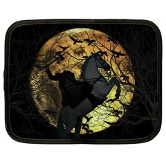 Headless Horseman Netbook Case (large)