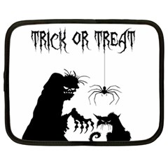 Halloween Netbook Case (xl)