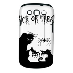 Halloween Samsung Galaxy S Iii Classic Hardshell Case (pc+silicone)