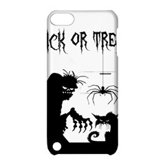 Halloween Apple Ipod Touch 5 Hardshell Case With Stand