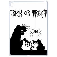 Halloween Apple Ipad Pro 9 7   White Seamless Case