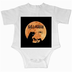 Halloween Infant Creepers