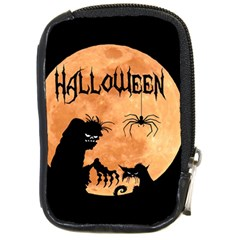 Halloween Compact Camera Cases