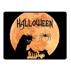 Halloween Fleece Blanket (small)