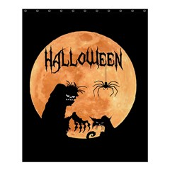 Halloween Shower Curtain 60  X 72  (medium)