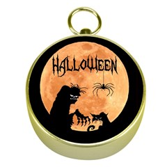 Halloween Gold Compasses