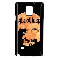 Halloween Samsung Galaxy Note 4 Case (black)