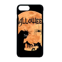 Halloween Apple Iphone 7 Plus Seamless Case (black)