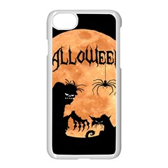 Halloween Apple Iphone 7 Seamless Case (white)