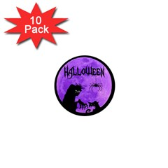 Halloween 1  Mini Magnet (10 Pack)