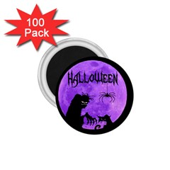 Halloween 1 75  Magnets (100 Pack)