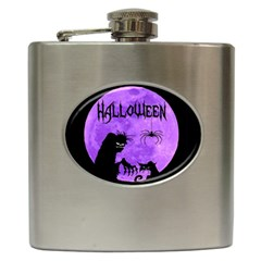 Halloween Hip Flask (6 Oz)
