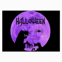 Halloween Large Glasses Cloth