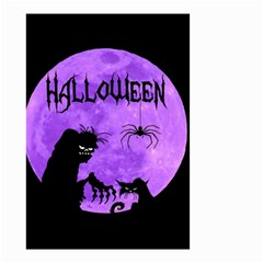 Halloween Small Garden Flag (two Sides)