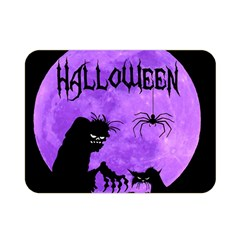 Halloween Double Sided Flano Blanket (mini)