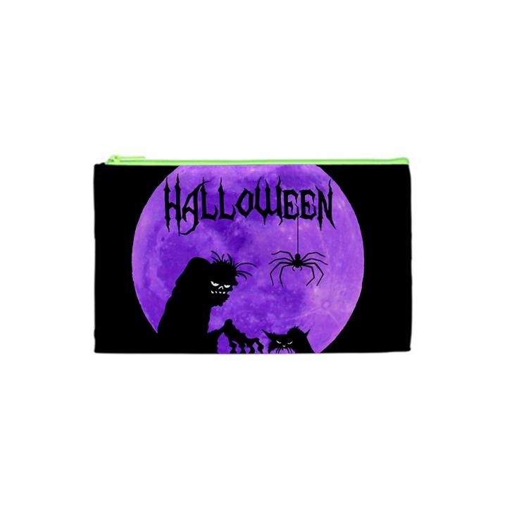 Halloween Cosmetic Bag (XS)