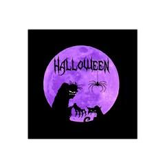 Halloween Satin Bandana Scarf