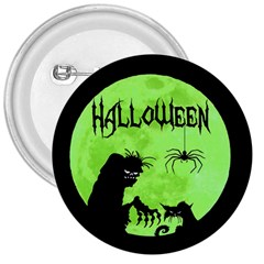 Halloween 3  Buttons