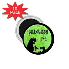 Halloween 1 75  Magnets (10 Pack)