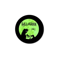 Halloween Golf Ball Marker