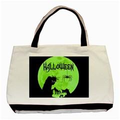 Halloween Basic Tote Bag