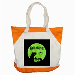 Halloween Accent Tote Bag