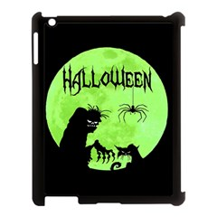 Halloween Apple Ipad 3/4 Case (black)