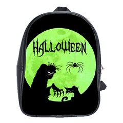 Halloween School Bag (xl)
