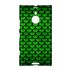 Scales3 Black Marble & Green Brushed Metal (r) Nokia Lumia 1520