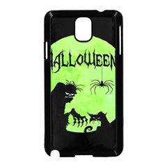 Halloween Samsung Galaxy Note 3 Neo Hardshell Case (black)