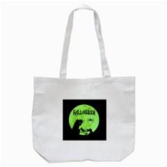 Halloween Tote Bag (white)