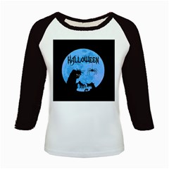 Halloween Kids Baseball Jerseys