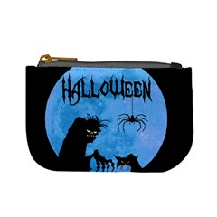 Halloween Mini Coin Purses