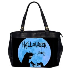 Halloween Office Handbags (2 Sides)