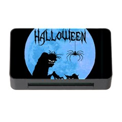 Halloween Memory Card Reader With Cf