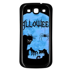 Halloween Samsung Galaxy S3 Back Case (black)