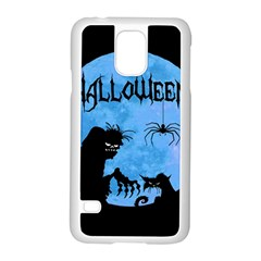 Halloween Samsung Galaxy S5 Case (white)
