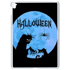 Halloween Apple Ipad Pro 9 7   White Seamless Case