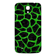 Skin1 Black Marble & Green Brushed Metal (r) Samsung Galaxy Mega I9200 Hardshell Back Case