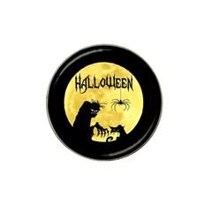 Halloween Hat Clip Ball Marker