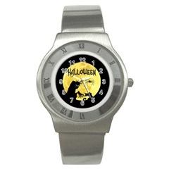 Halloween Stainless Steel Watch