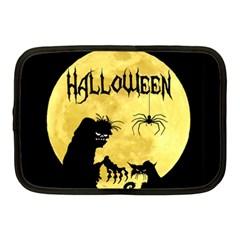 Halloween Netbook Case (medium)