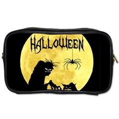 Halloween Toiletries Bags 2 Side