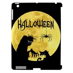 Halloween Apple Ipad 3/4 Hardshell Case (compatible With Smart Cover)